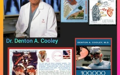 History Today in Medicine – Dr. Denton A. Cooley