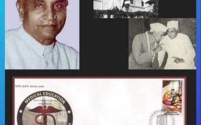 History Today in Medicine – Dr. Jivraj Mehta
