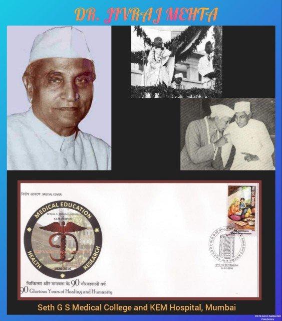 Dr Jivraj Mehta