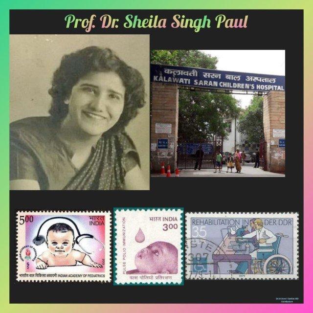 Dr. Sheila Singh Paul