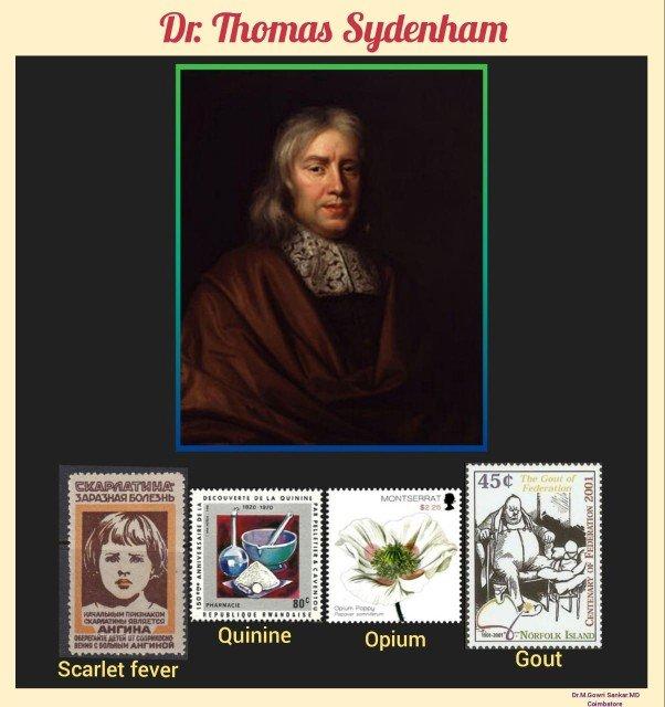 Dr. Thomas Sydenham