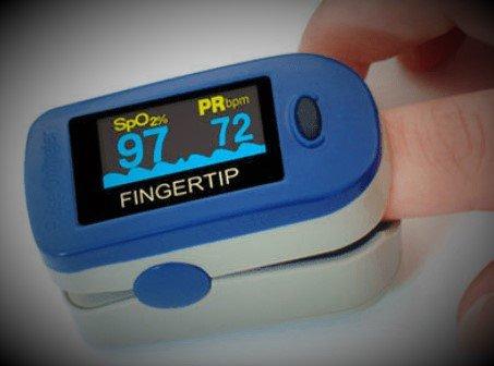 Pulse Oximeter in COVID