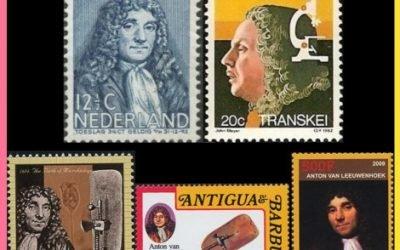 History Today in Medicine – Antony van Leeuwenhoek