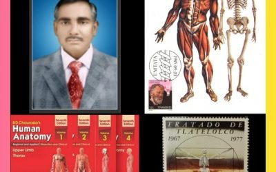 History Today in Medicine – Dr. B. D. Chaurasia