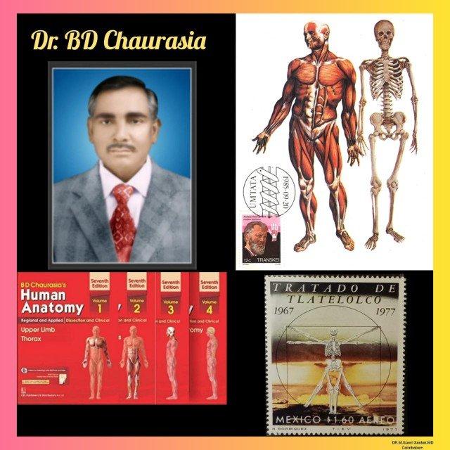 Dr. B. D. Chaurasia