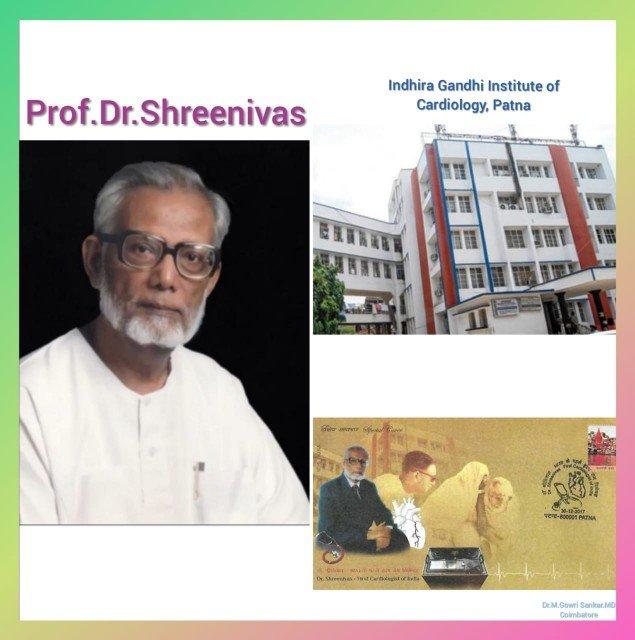 Dr. S. Shreenivas