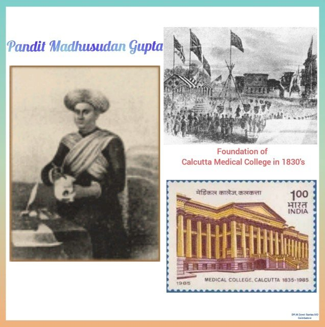Pandit Madhusudan Gupta