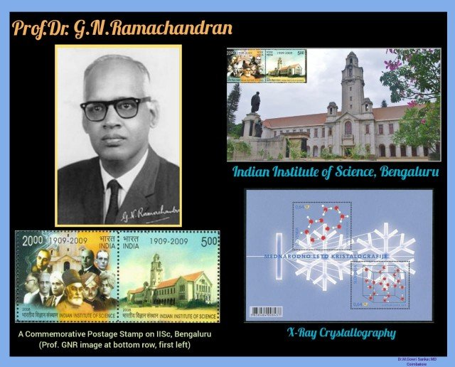 Prof. Dr. G. N. Ramachandran