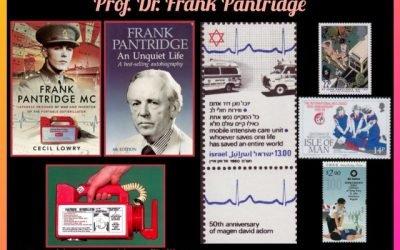 History Today in Medicine – Prof. Frank Pantridge