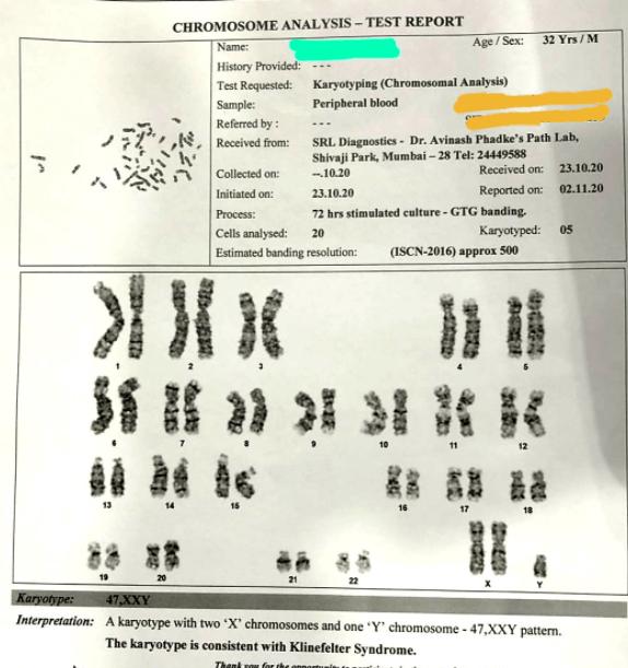 Erectile Dysfunction Case Report