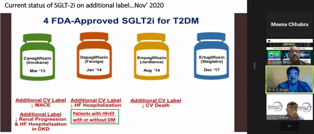 Current status of SGLT2 inhibitors