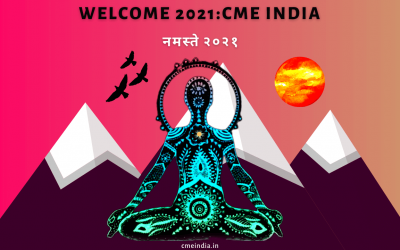 Welcome 2021: CME INDIA
