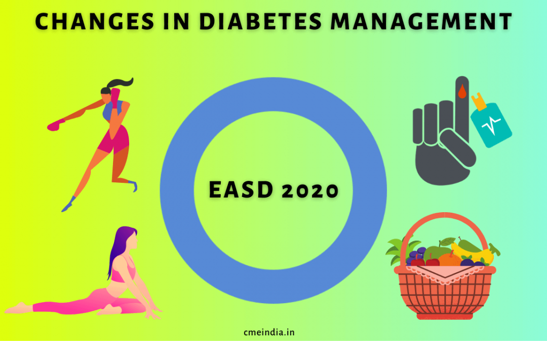 EASD 2020 and Diabetes Management