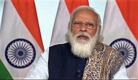 PM Modi COVID Message