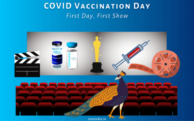 COVID Vaccination Day: First Day, First Show