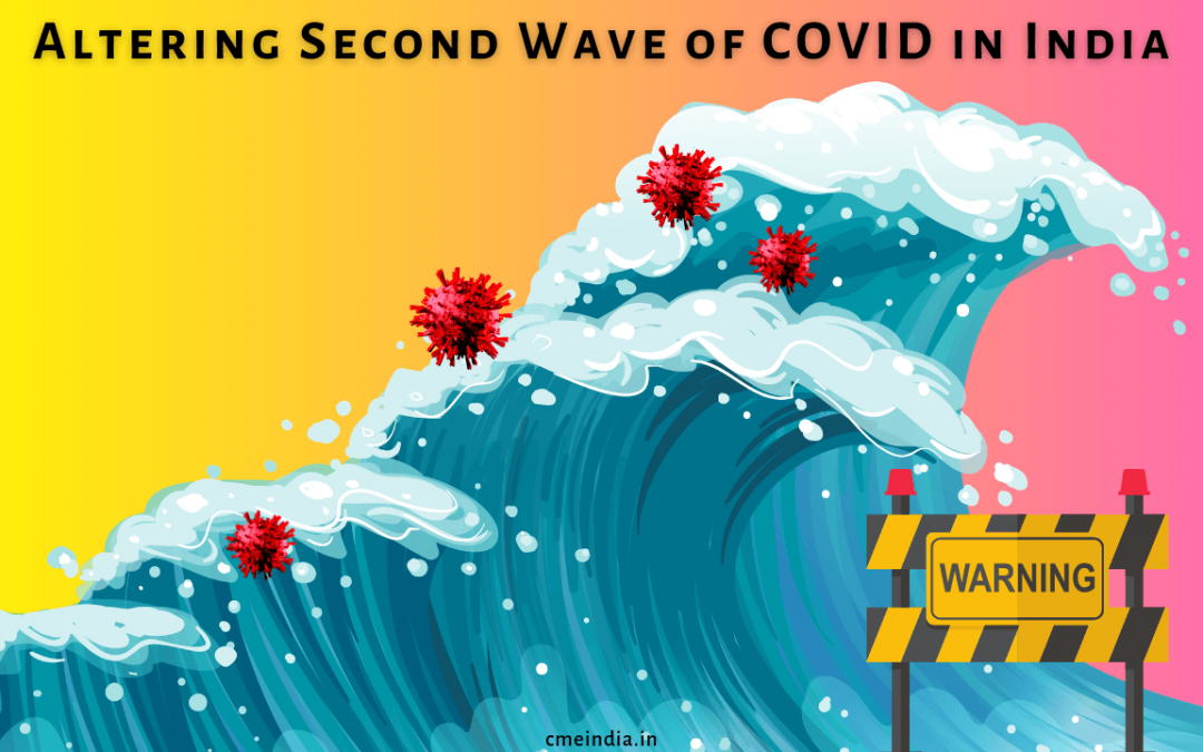 Altering second wave in India