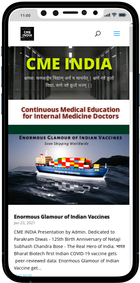 Preview-Enormous glamour of Indian vaccines