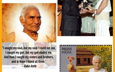 History Today in Medicine – Baba Amte