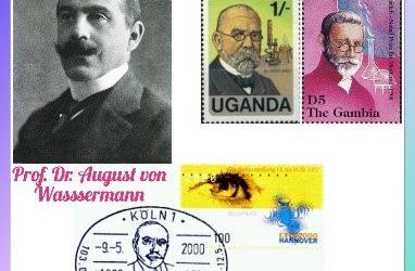 History Today in Medicine – Dr. August Von Wassermann