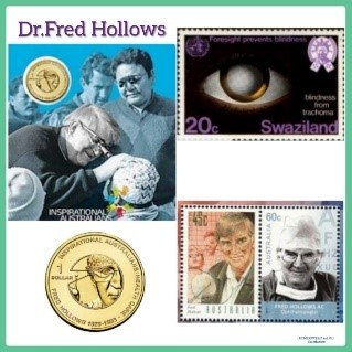 Dr. Fred Hollows