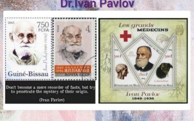 History Today in Medicine – Dr. Ivan Pavlov