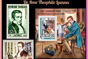 History Today in Medicine – Dr. Rene Laennec
