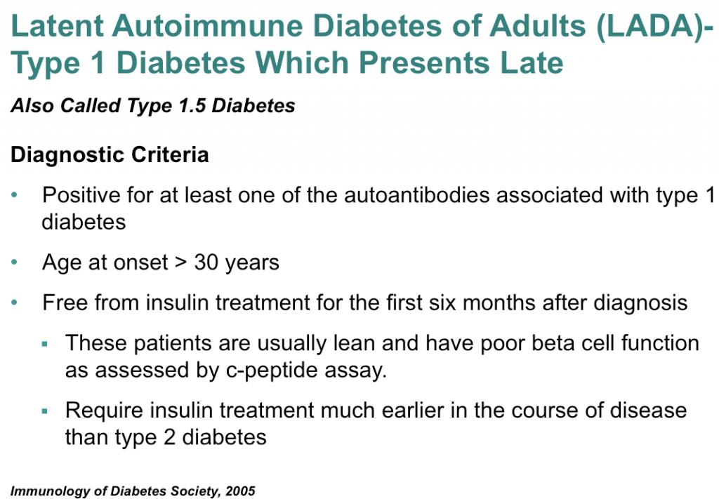 Insulin Dilemma in Young Diabetics