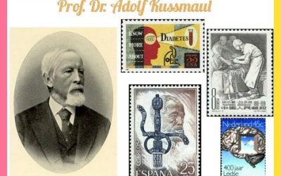 History Today in Medicine – Prof. Dr. Adolph Kussmaul