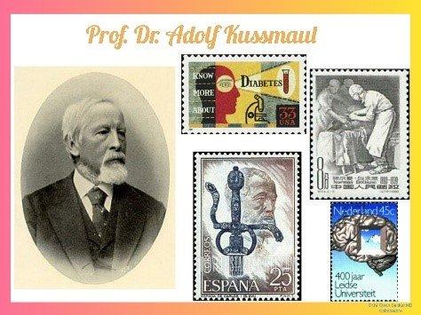 Prof. Dr. Adolph Kussmaul