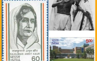 History Today in Medicine – Rajkumari Amrit Kaur