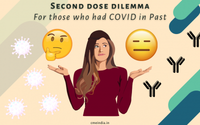 Do you need second dose of COVID Vaccine if you had COVID in Past?