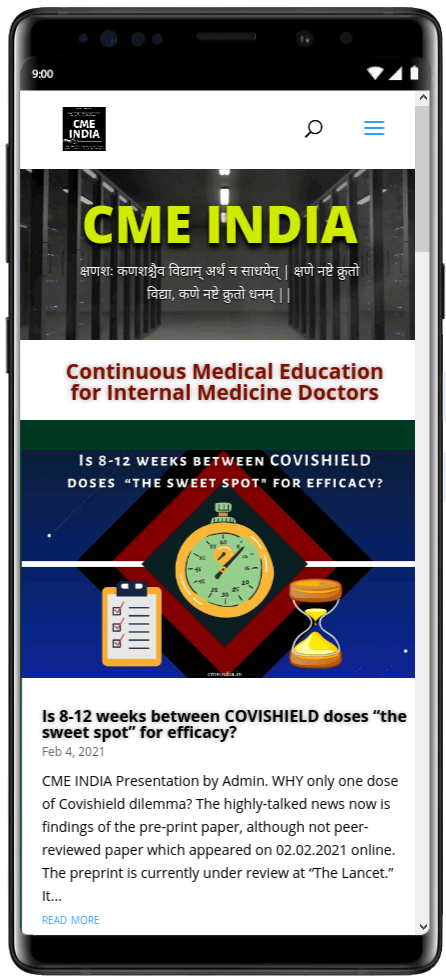 """Preview: Is 8-12 weeks between COVISHIELD doses """"the sweet spot"""" for efficacy?"""
