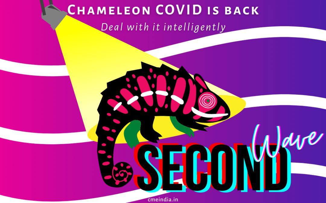 Chameleon Covid is back