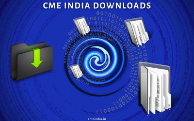 CME INDIA Downloads section launched