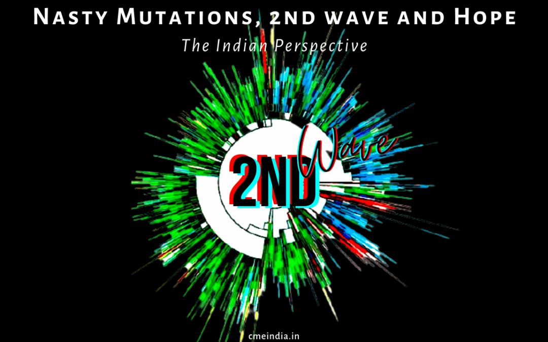 Nasty mutations in COVID