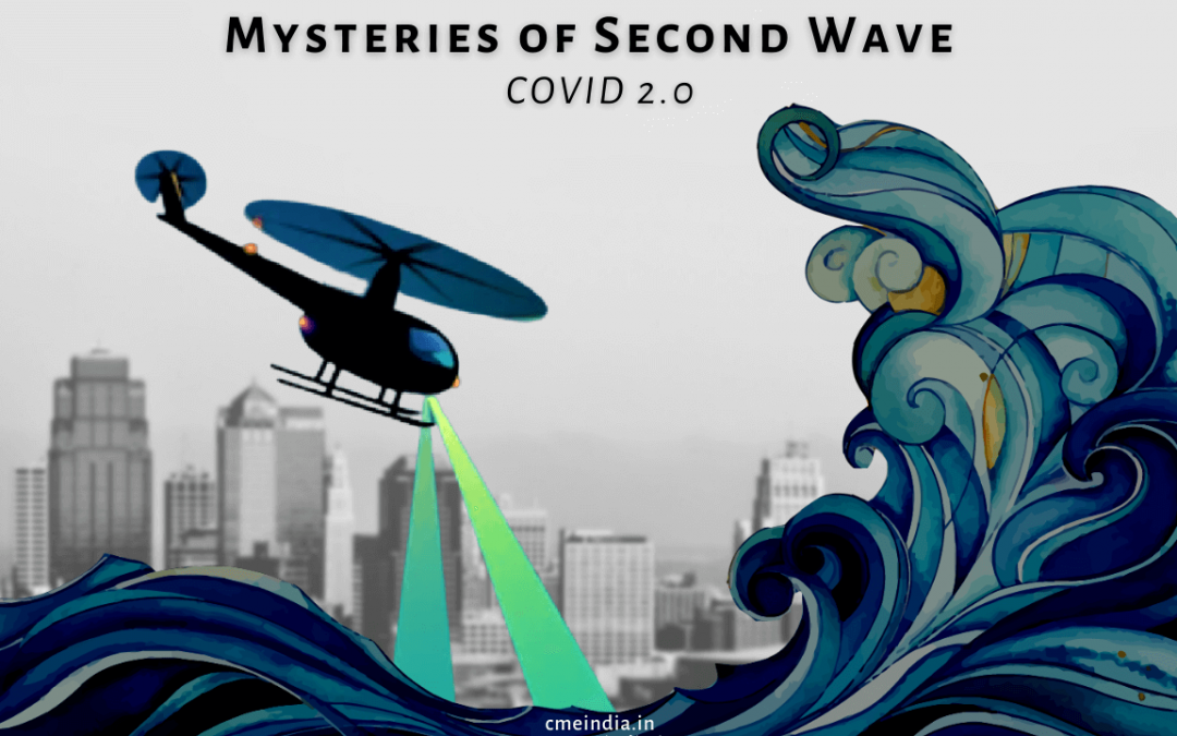 Mysteries of the second wave - Covid 2.0