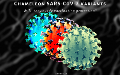 Chameleon SARS-CoV-2 Variants: Will They Evade Vaccination Protection?