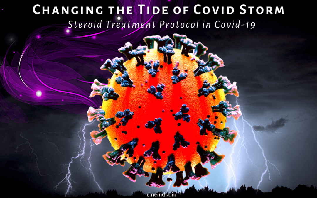Changing the tide of covid storm