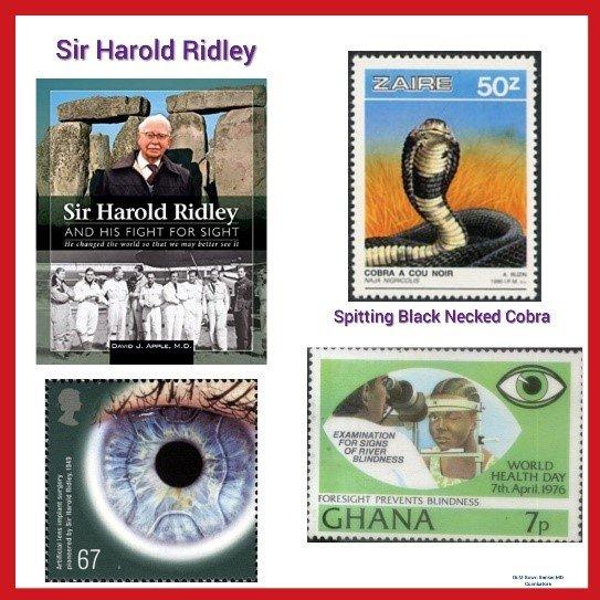 Dr. Harold Ridley