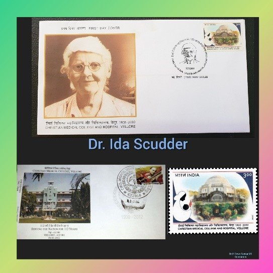 Dr. Ida S. Scudder