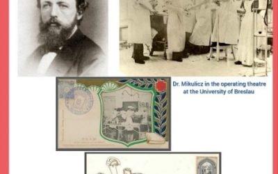 History Today in Medicine – Prof. Dr. Jan Mikulicz Radecki