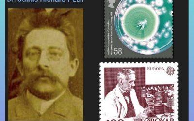 History Today in Medicine – Dr. Julius Richard Petri