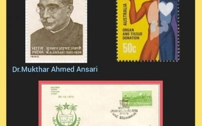 History Today in Medicine – Dr. Mukhtar Ahmed Ansari