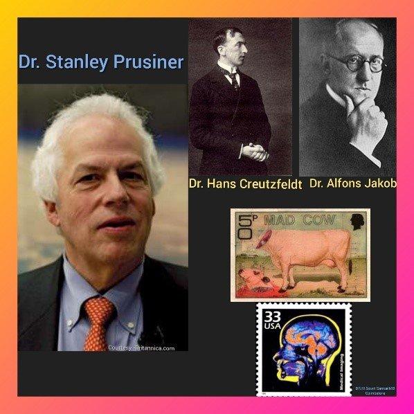 Dr. Stanley Prusiner