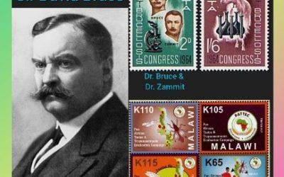 History Today in Medicine – Major General Sir David Bruce