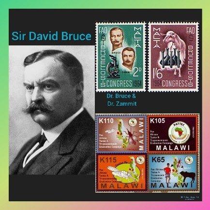 Major General Sir David Bruce