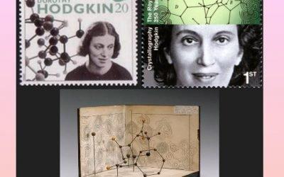 History Today in Medicine – Prof. Dr. Dorothy Hodgkin