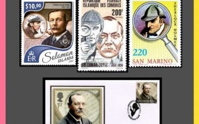 History Today in Medicine – Sir Arthur Conan Doyle