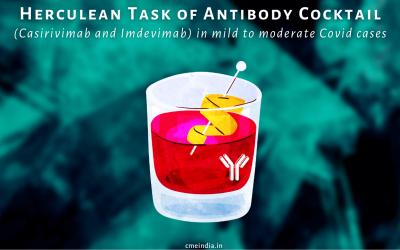 Herculean task of Choosing Antibody Cocktail