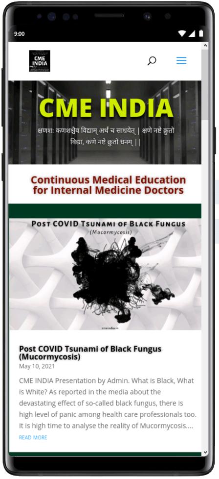 Preview - Post COVID Tsunami of Black Fungus (Mucormycosis)